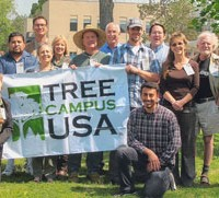 Hug some trees, have some fun: Arbor Day events at LA Valley College